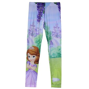 Disney Sofia The First Leggings