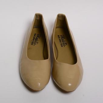 Doll Me Up Shoes Lakshmi 's Flats (Beige)