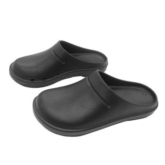 Duralite Sandals Kyle Men Everyday Closed Black Shoes Walking Comfortable Work Rain Hiking Beach Chef Cooking Wear