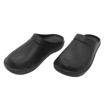 Duralite Sandals Kyle Men Everyday Closed Black Shoes Walking Comfortable Work Rain Hiking Beach Chef Cooking Wear - 2
