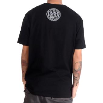 DYSE ONE Regular Fit Roundneck T-shirt DBT01A-231 (BLACK) - 3