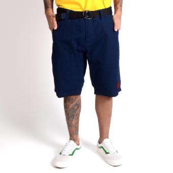 DYSE ONE Tapered Twill Shorts DBB31-0017 (DRESS BLUES)