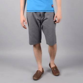 EGO Shorts EMB12-0115 (Pewter)