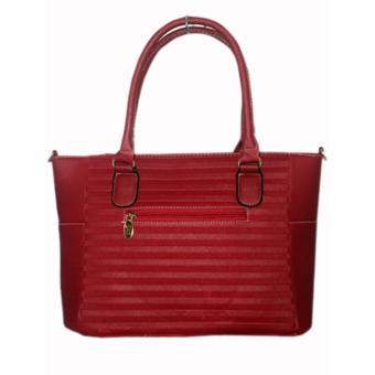 Elena 12102 Premium Bag Set (Red) - 4