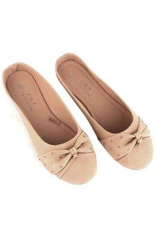 Elena A577-7 Dollshoes (Apricot) - picture 2