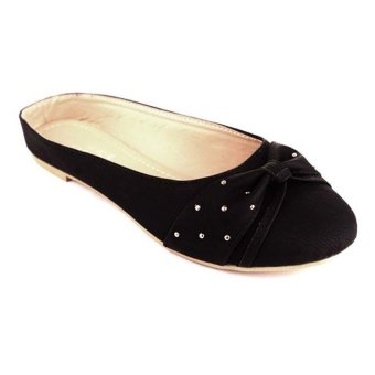 Elena A577-7 Dollshoes (Black)