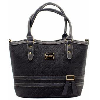 Elena X-11030 Premium Bag Set (Black) - 2