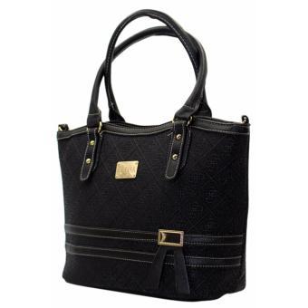 Elena X-11030 Premium Bag Set (Black) - 3