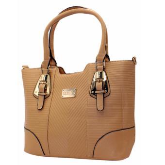 Elena X-11031 Premium Bag Set (Apricot) - 3