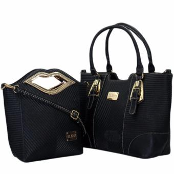Elena X-11031 Premium Bag Set (Black)
