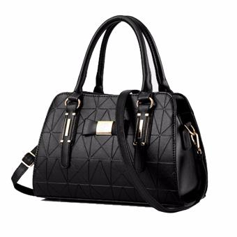 European Style Handbag Shoulder Bag (Black) Price Philippines