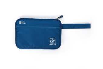 Export travel passport bag (L + Upgrade models dark blue color)