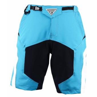 Extreme Assault Blaster 3 Multi Purpose Biking Short(L.Blue/Black/White)