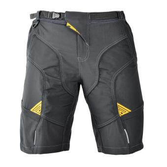 Extreme Assault Velocity 1 Multi Purpose Biking Short (Black)