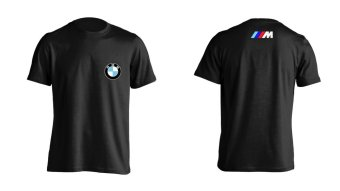 Fan Arena BMW M-Sport Inspired T-shirt (Black)