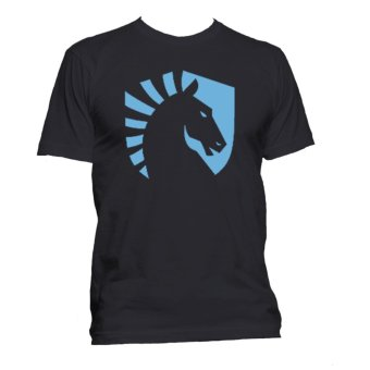 Fan Arena DotA 2 Inspired Team Liquid T-shirt (Black)