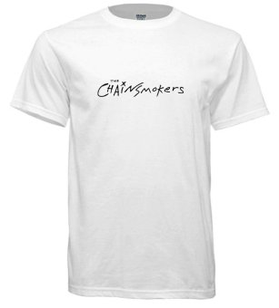 Fan Arena EDM Chainsmokers T-shirt (White) Price Philippines