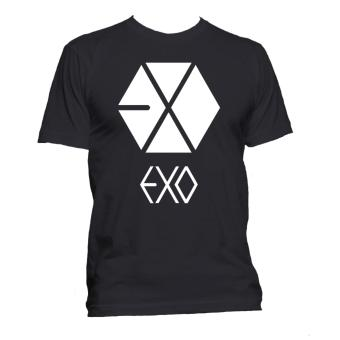 Fan Arena EXO Inspired T-shirt (Black) Price Philippines