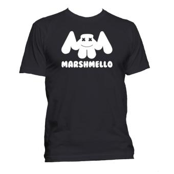 Fan Arena Marshmello Inspired T-shirt (Black)