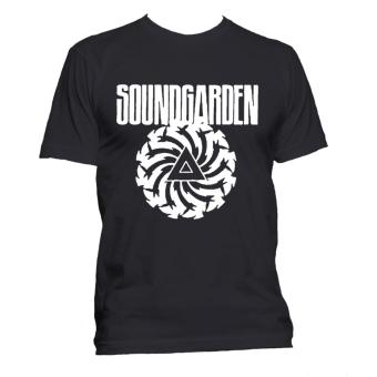 Fan Arena Soundgarden Inspired T- Shirt (Black) Price Philippines