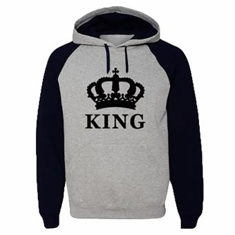 Fancyqube Fashion Couple Matching Hoodies Print Casual Sweatshirt(Men's) - intl Price Philippines