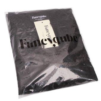 Fancyqube Women V-neck Lace Full Sleeve Mini Dress Black - 3