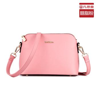 Fansiman summer small bag women's bag (Rouge Powder)