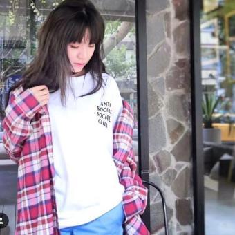 Fashion Anti Social Social Club Hip Hop Couple T-shirts Men Women Youth Tops Tees -intl - 3