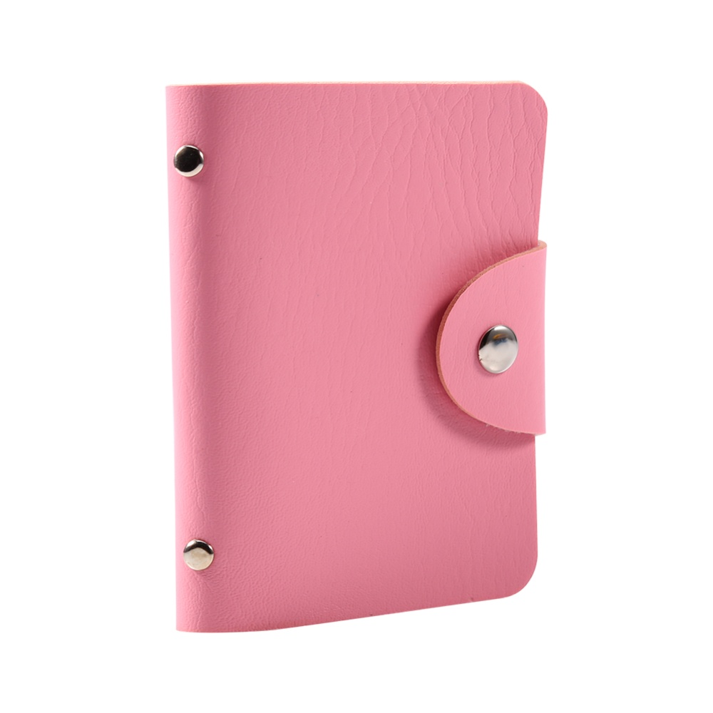 Philippines fashion card holders fine pu leather id business card fashion card holders fine pu leather id business card holder pocketcase purse wallet for 24 cards colourmoves