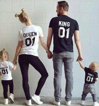 Fashion Family T-shirt(For Boys) - intl Price Philippines