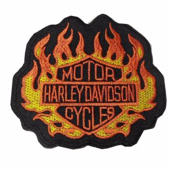 Fashion Holiday HARLEY-Davidson Iron Patch Price Philippines