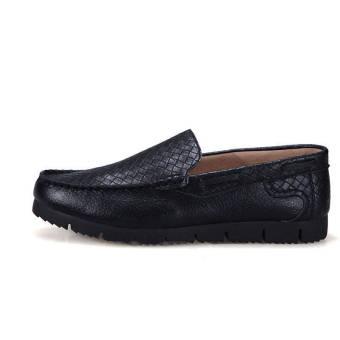 Fashion Leisure Flat Shoes - Black - picture 2