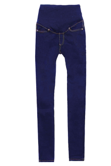 Fashion Long Jeans (Blue)