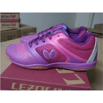 Fashion Men and Women's Professional Badminton Shoes Comfortable and Anti-skid Couples Table Tennis Sneakers Plus Size 36-44 - intl