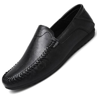 Fashion Men Slip-Ons Shoes for Mens (black) - intl