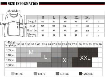 'Fashion Men''''s Slim Fit Cotton Polo Shirts Long Sleeve CasualT-Shirt Tee Tops''' - 4