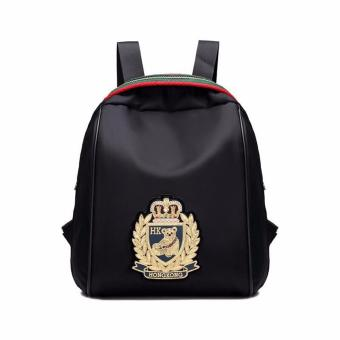 Fashion Women Backpack Bear HK Famouse Brand Bag Genuine MochilaEscolar School Bags For Teenagers Girl Handbag Shoulder