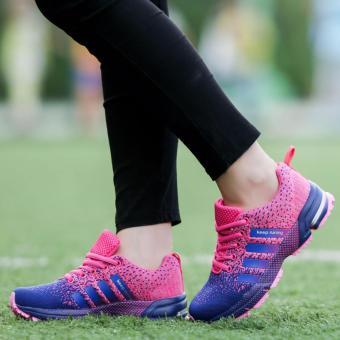 Fashion Women Sneakers Casual Running Shoes(purple) - intl - 5