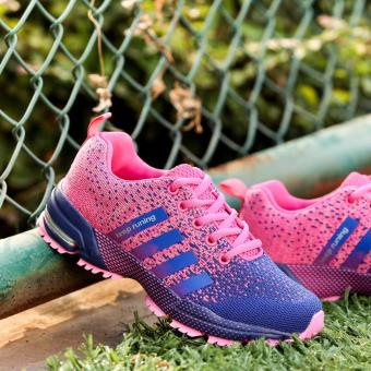Fashion Women Sneakers Casual Running Shoes(purple) - intl - 4