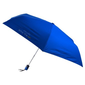 Fibrella UltraSlim Automatic Umbrella F00390 (Blue)