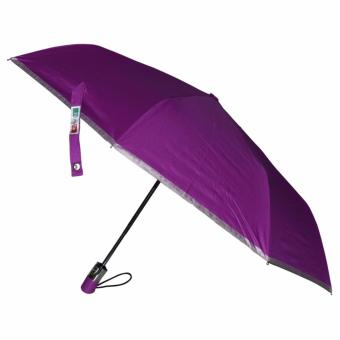 Fibrella Umbrella F00409 Automatic with UV Protection(Red Violet)