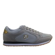 fila for women. fila ladies h stazione wedge casual shoes (gray) for women o