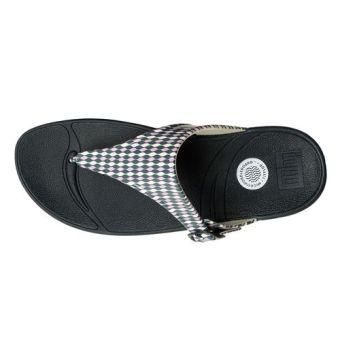 Fitflop Women's Superjelly Weave Slippers (Dusty Lilac) - 3