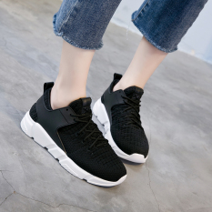 Fitness room autumn New style student Korean-style shoes sports shoes (8809 [female