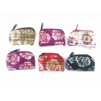 Floral Leather Coin Purse & Pouch Super Cute Wallet 23g