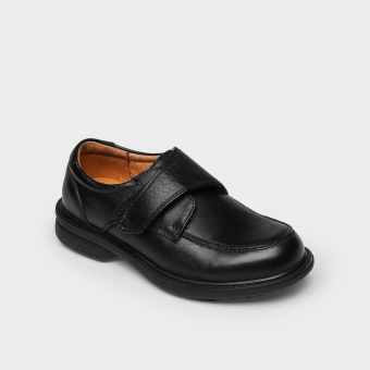 Florsheim Boys 783934 Monkstrap (Black)
