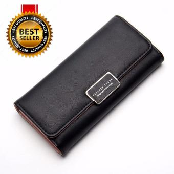 Forever Young Genuine Wallet For Men & Women (BLACK)