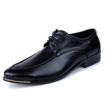Formal Business Shoes - Black