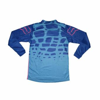 Fortress Cycling Mountain Bike Long Sleeve Jersey (FOXMTB#53) - 5
