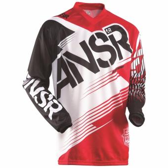 Fortress Cycling Mountain Bike Long Sleeve Jersey (MTBANSR#3)